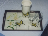 butterfly-tray-and-wine-cooler